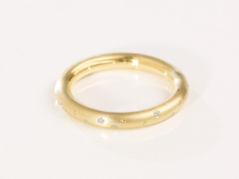 Brilliant Ring gold